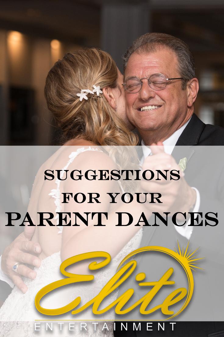 pin - Elite Entertainment Suggestions for your Parent Dances