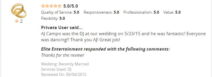 AJ 2015 5-23-15 6-4-15 review