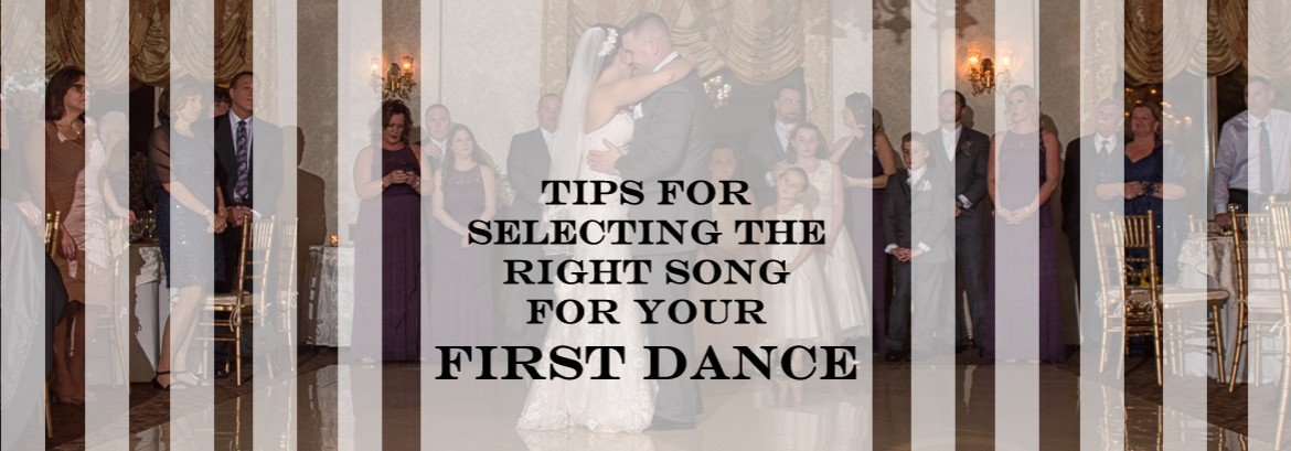 What If We Can't Think of a First Dance?