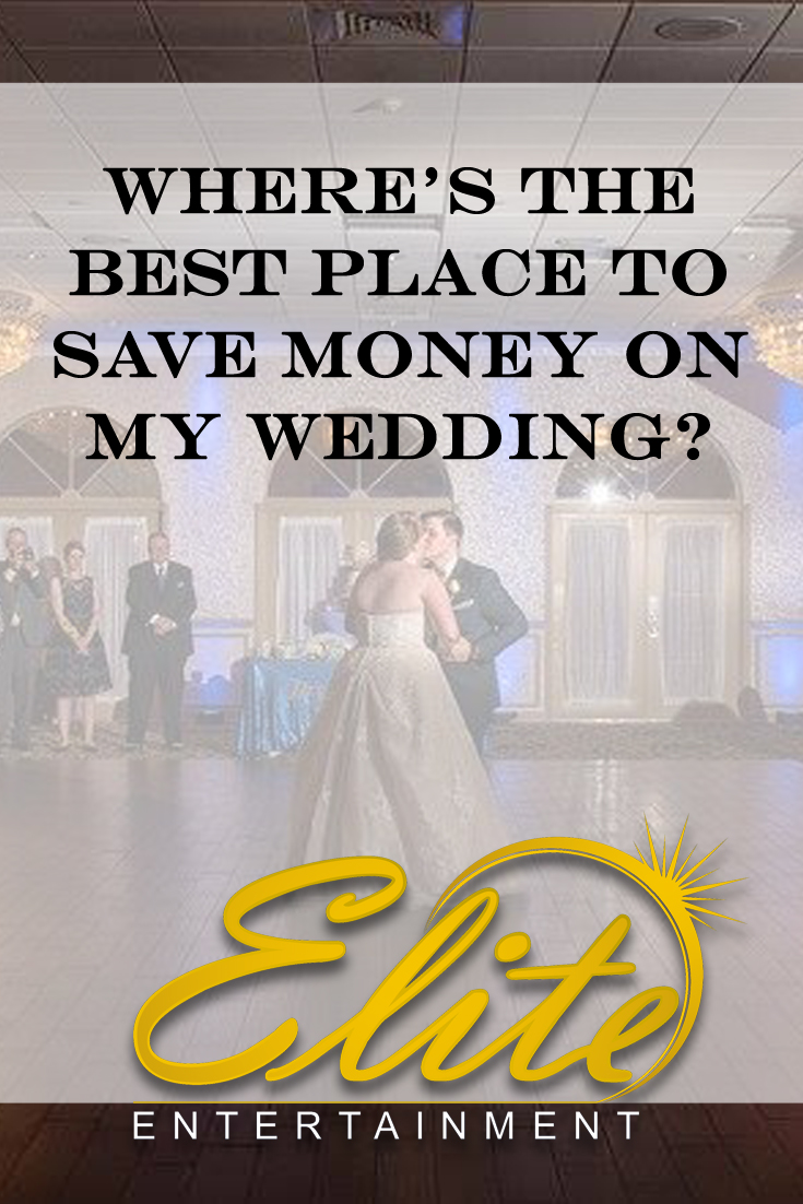 pin - Elite Entertainment - Best Place to Save Money on My Wedding