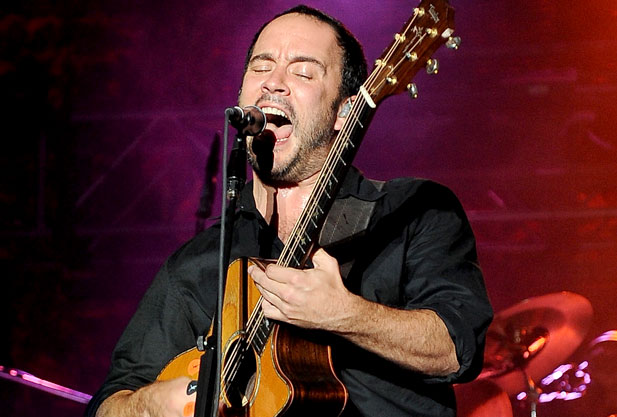We want to personalize the music so if there's an artist you love (like Dave Matthews) let us know and we'll work some in during cocktail hour