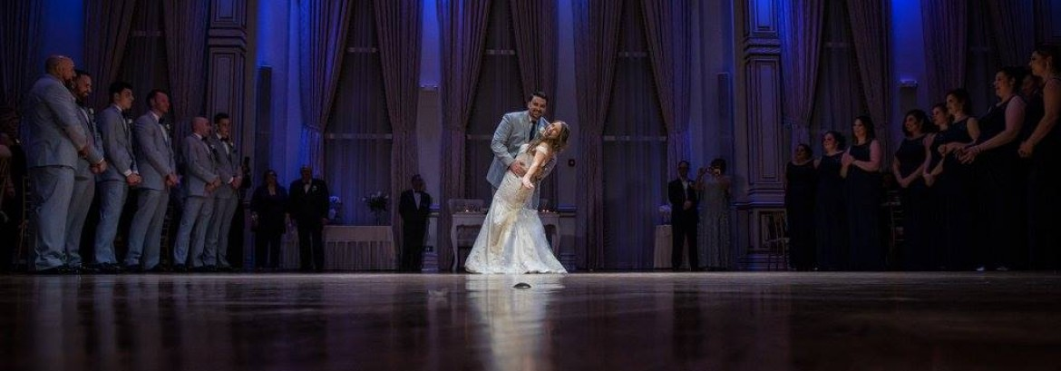 Mike and Christina Get Married at The Tides in North Haledon