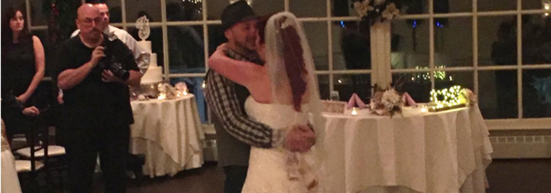 Salena and Alan Celebrate Their Wedding at The Smithville Inn