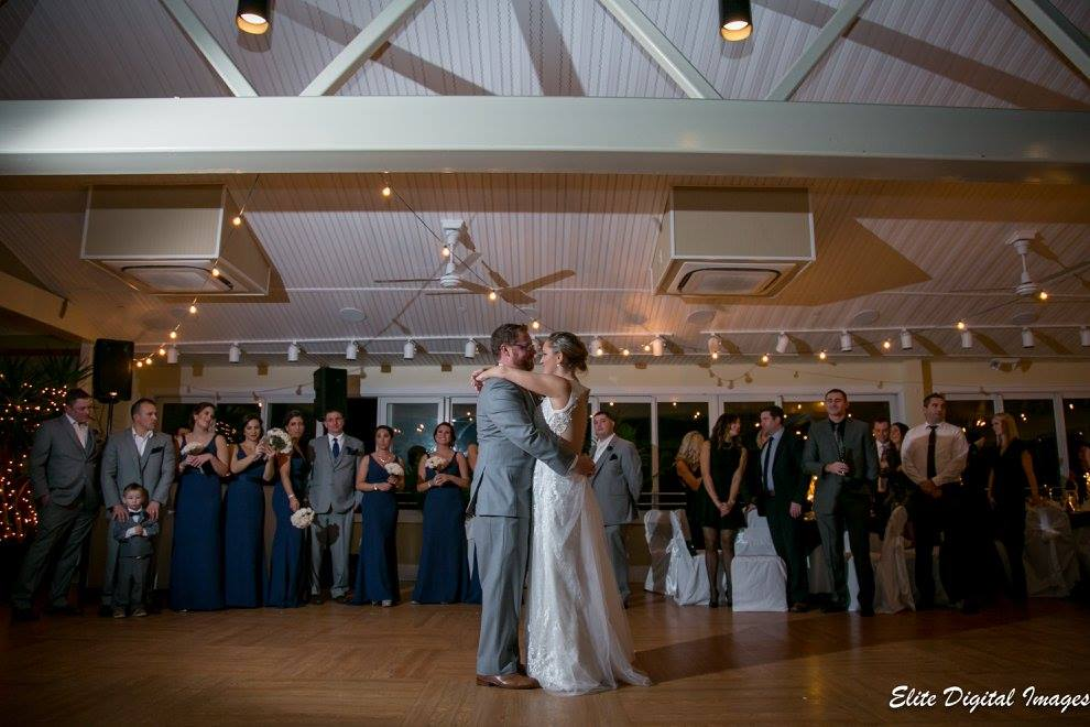 Fred and Lindsay's First Dance
