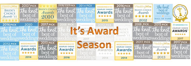 It's Award Season!