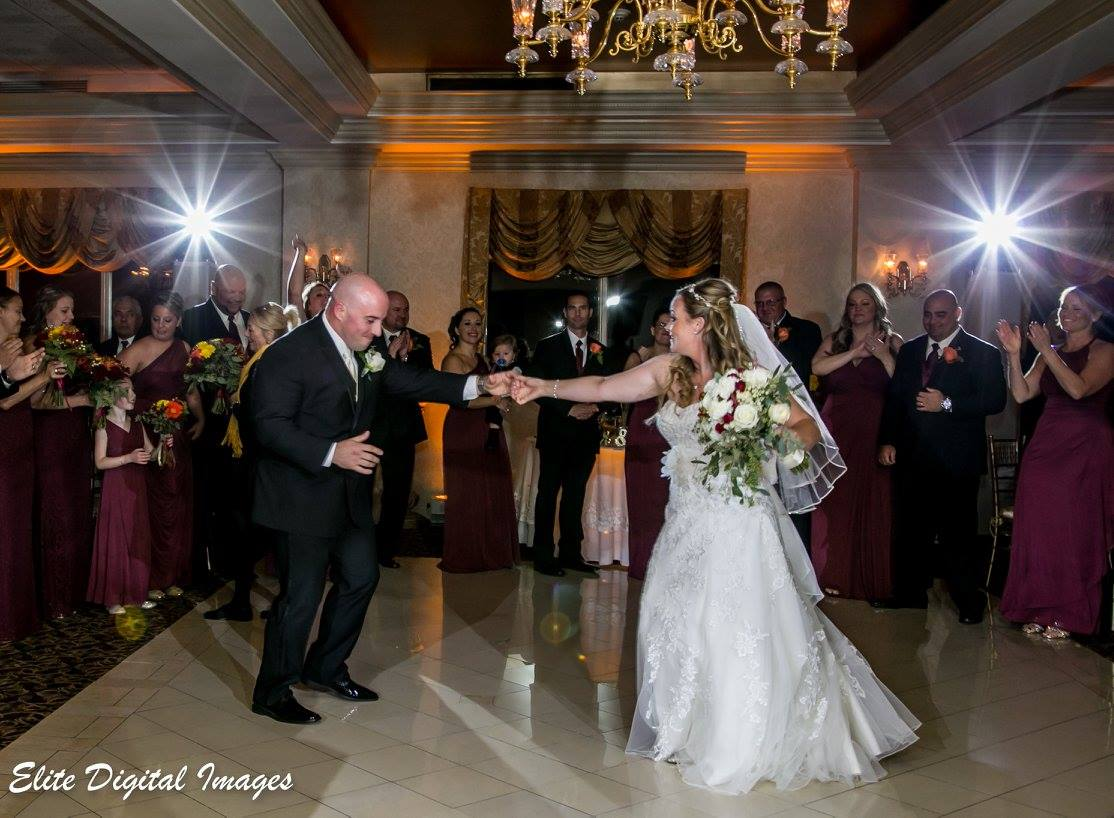 Some couples want to turn their first dance into something upbeat and memorable