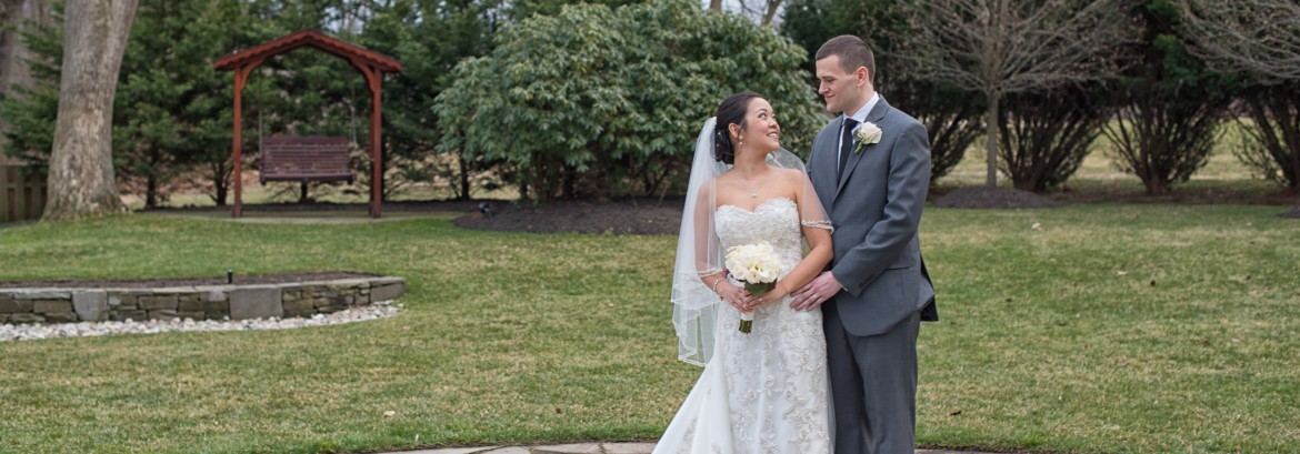 Alyssa & Kyle's Beautiful Wedding at The English Manor