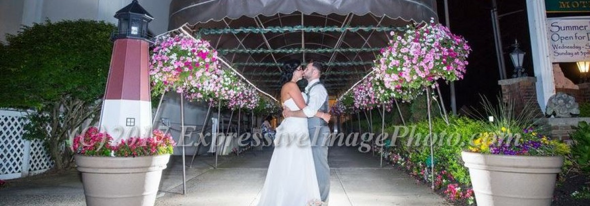 Angeline and Mike Celebrate Their Wedding at Doolan's Shore Club