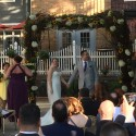 Dana and Robert Throw an Unforgettable Celebration to Start Their Married Life