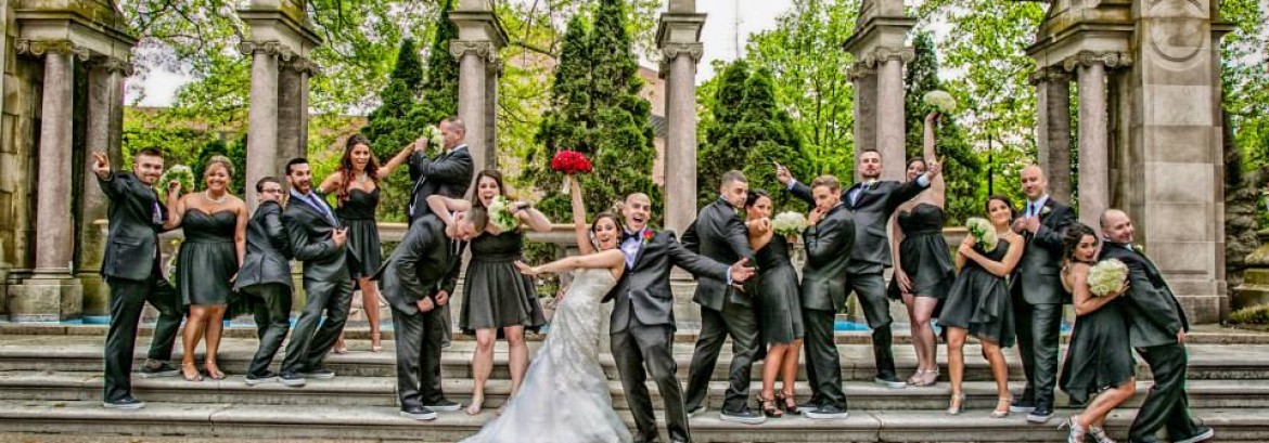 How Big Should Your Bridal Party Be?