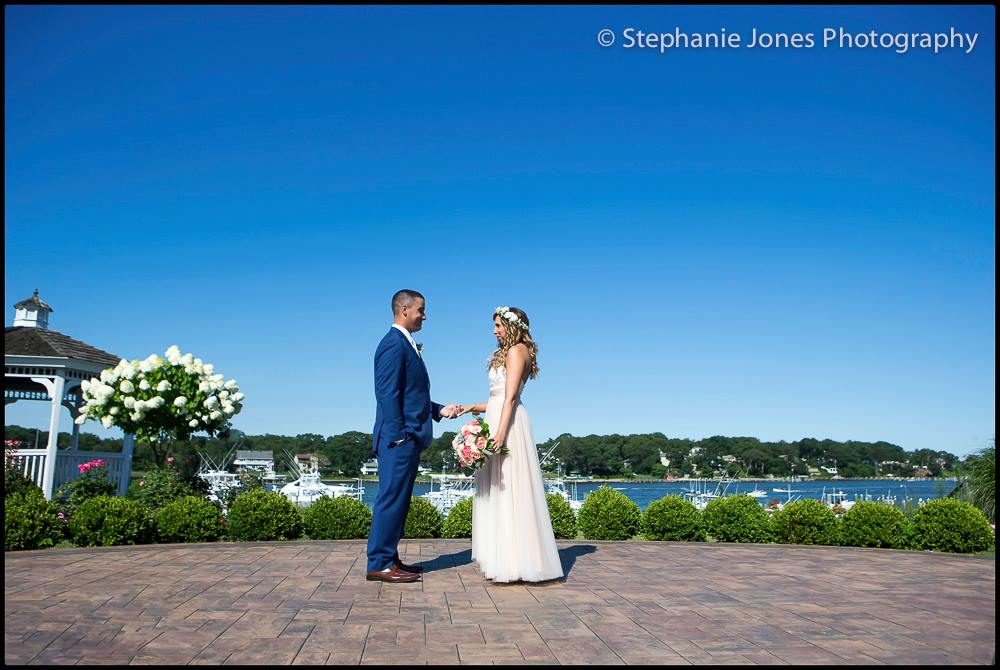 Michele and Sam had a PERFECT Summer Day for their wedding