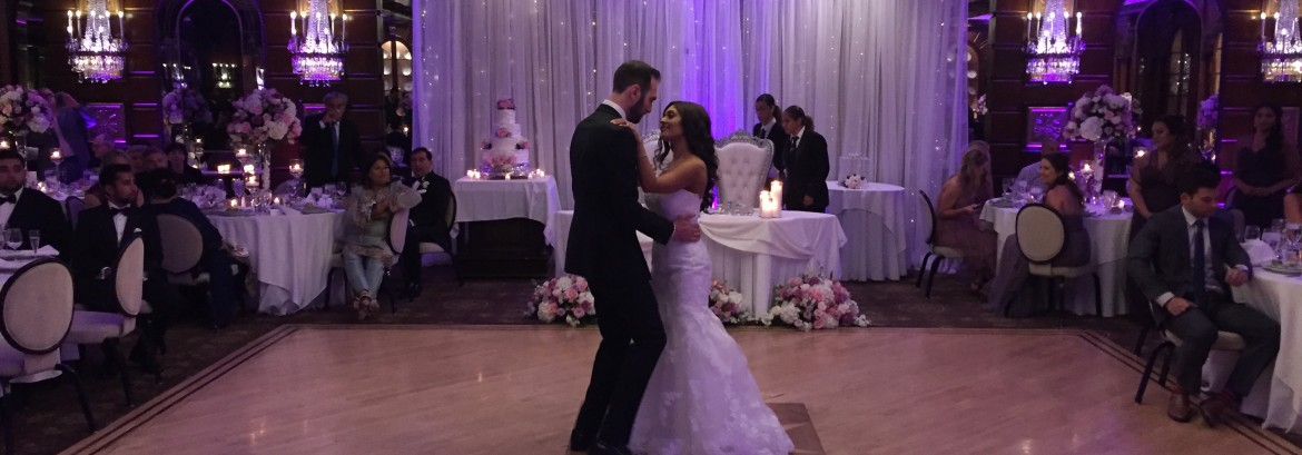 Nissa & Evan's Awesome Celebration at The Manor in West Orange