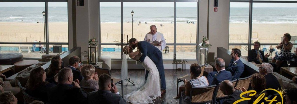 The Watermark in Asbury Park Wedding for Debbie & Mike