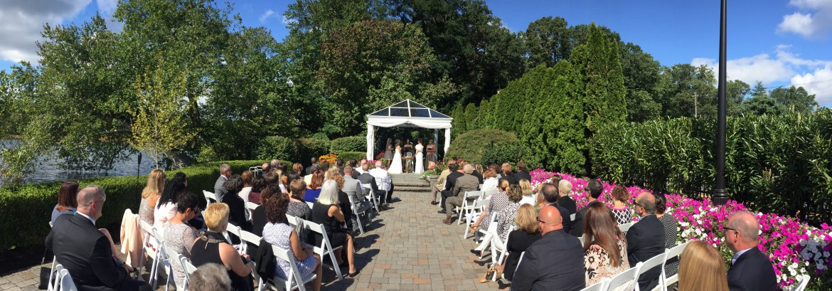 The Mill Lakeside Manor Wedding for Barbara and Maureen