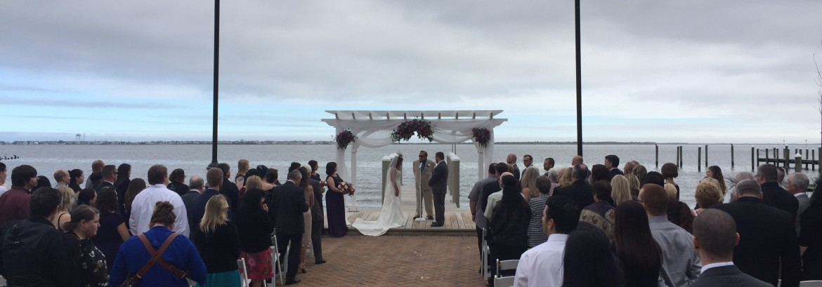 The Waters Edge in Bayville Wedding for Steve and Toni