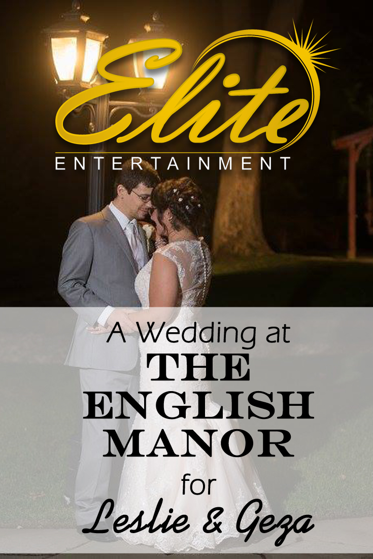 pin - Elite Entertainment English Manor Wedding Leslie and Geza