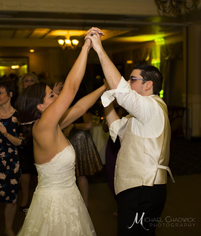 Hilton Garden Inn wedding for Emily & Tyler | Elite Entertainment