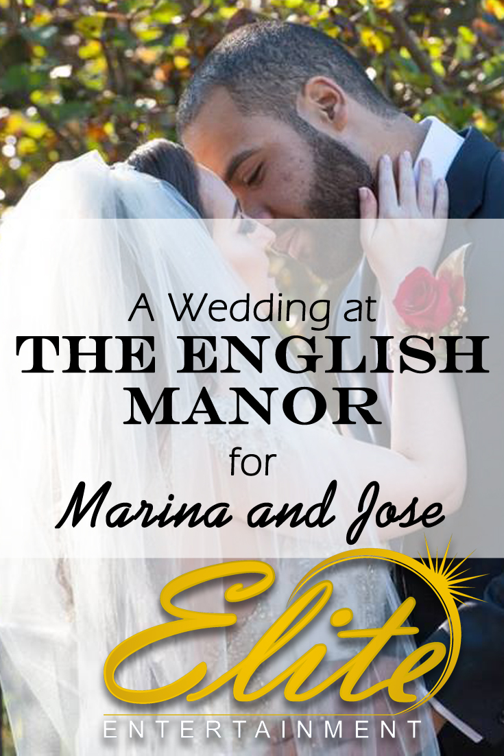 pin - Elite Entertainment English Manor wedding for Marina and Jose