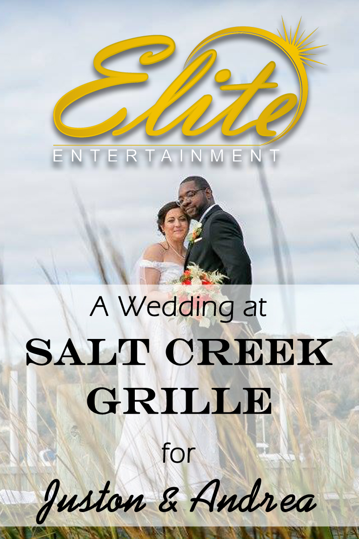 pin - Elite Entertainment Salt Creek Grille wedding for Juston and Andrea
