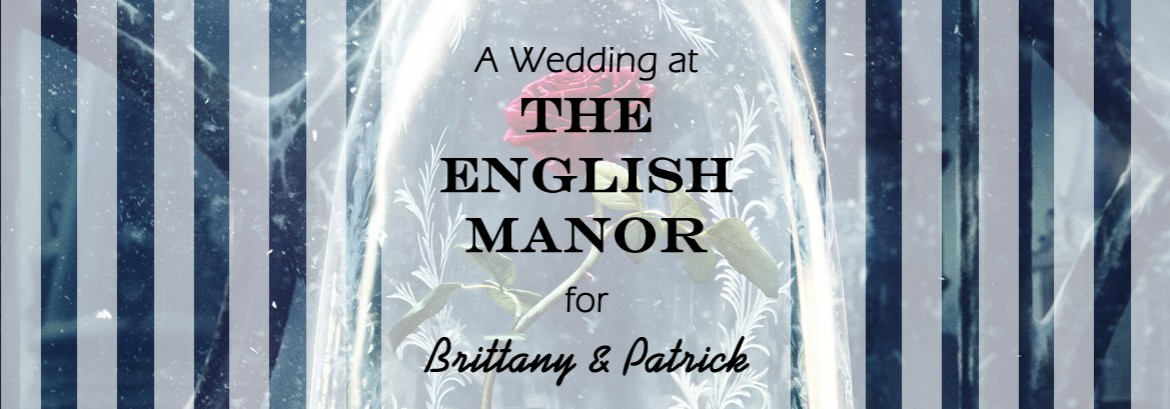 English Manor Wedding for Brittany and Patrick