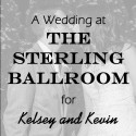 Sterling Ballroom at The Double Tree Wedding for Kelsey and Kevin