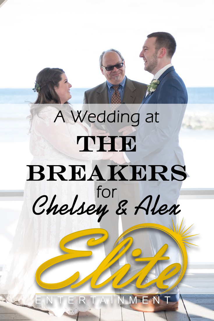 pin - Elite Entertainment - Breakers Wedding with Chelsey and Alex