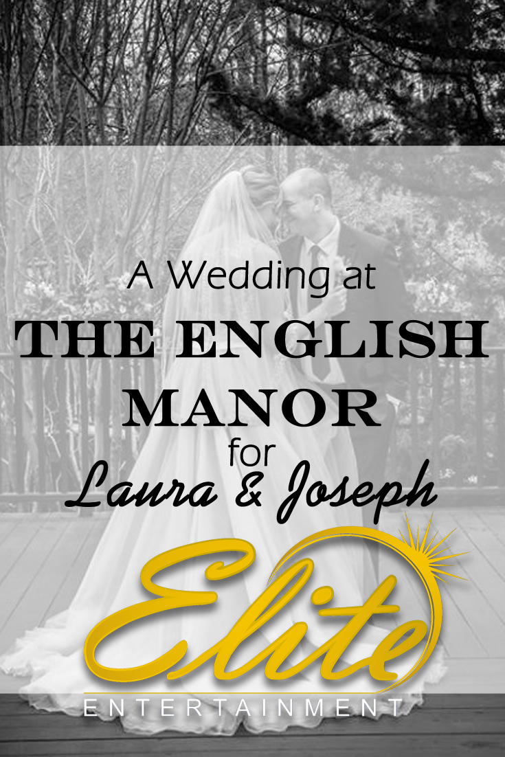 pin - Elite Entertainment - English Manor wedding for Laura and Joseph