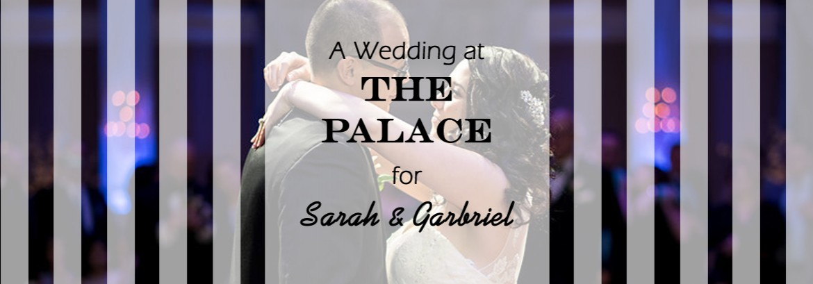 Somerset Palace Wedding for Sarah and Gabriel