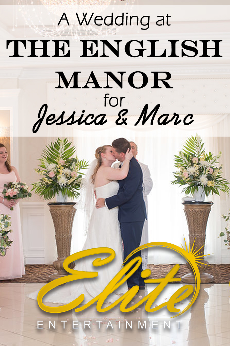 pin - Elite Entertainment - English Manor wedding for Jessica and Marc