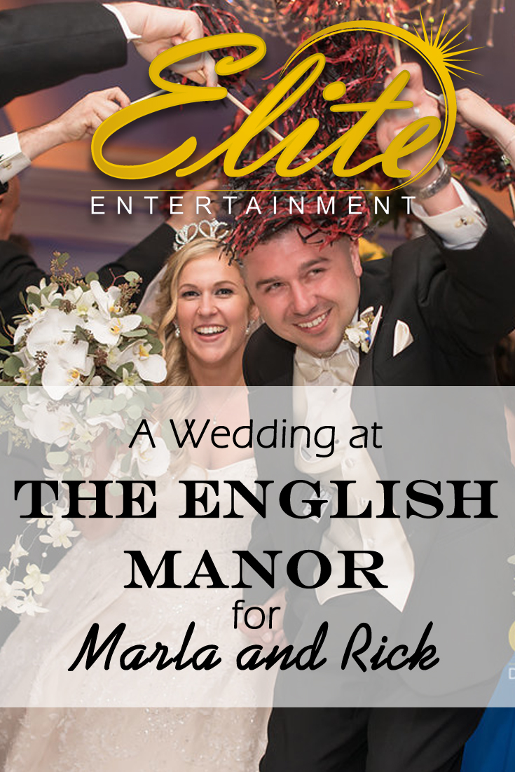 pin - Elite Entertainment - English Manor wedding for Marla and Rick