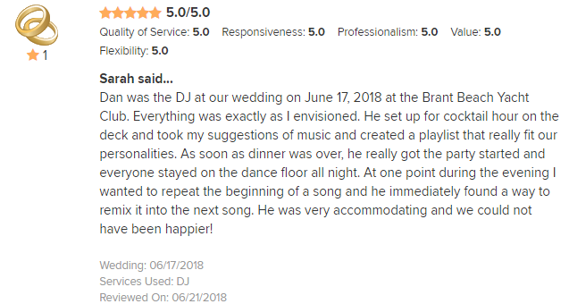 EliteEntertainment_WeddingWireReview_NJWedding_DanFumosa 2018 6-17-18