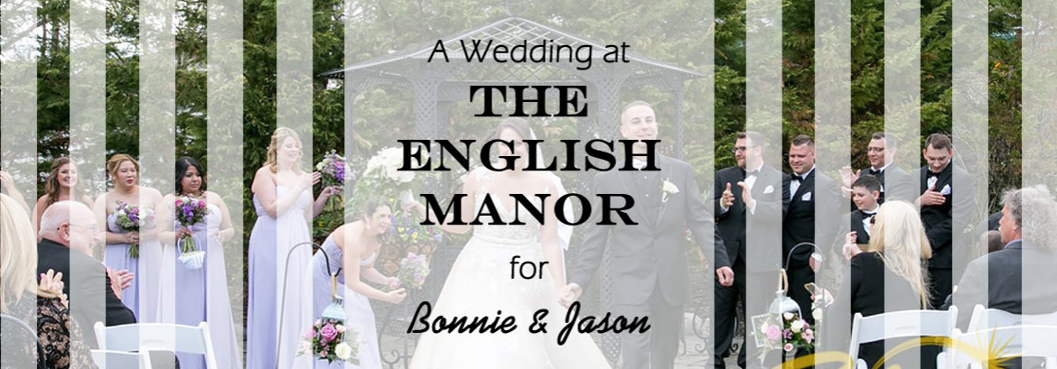 English Manor Wedding for Bonnie and Jason