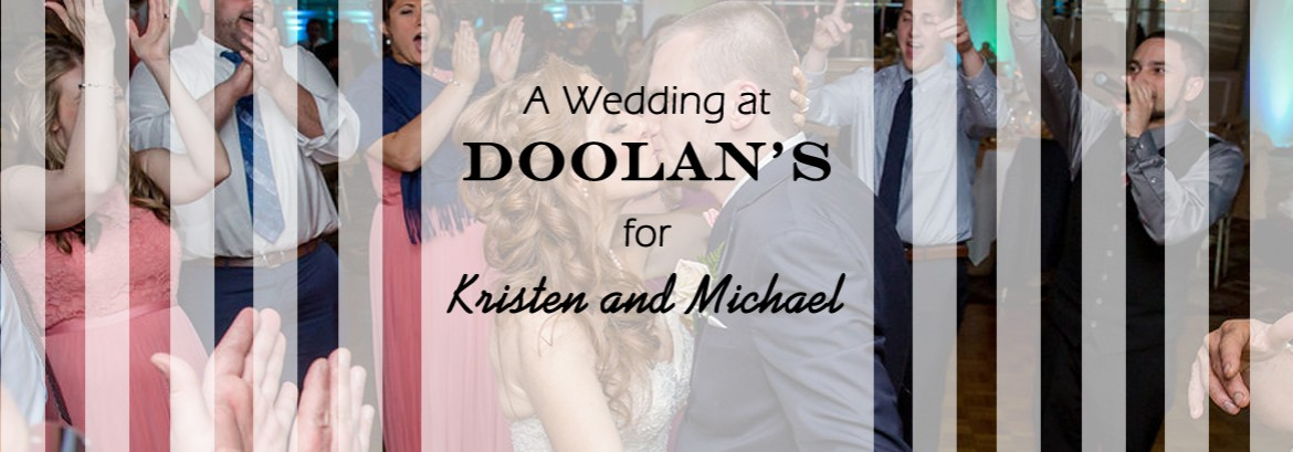 Doolan's Shore Club Wedding for  Kristen Marie and Michael Dean
