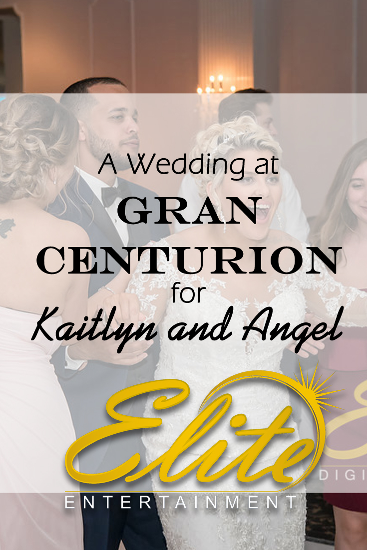 pin - Elite Entertainment - Wedding at Gran Centurion for Kaitlyn and Angel
