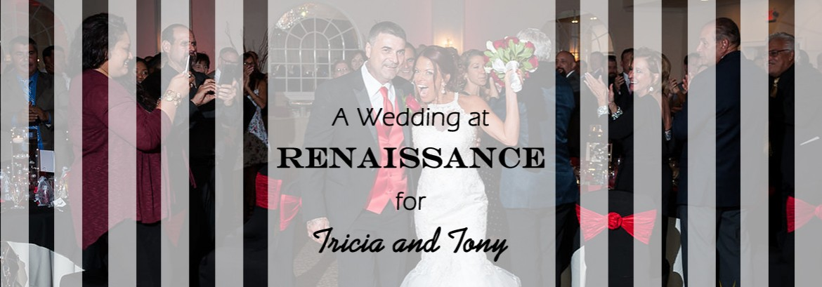 Renaissance Wedding for Tricia & Tony