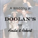 Doolans Wedding for Anita and Robert