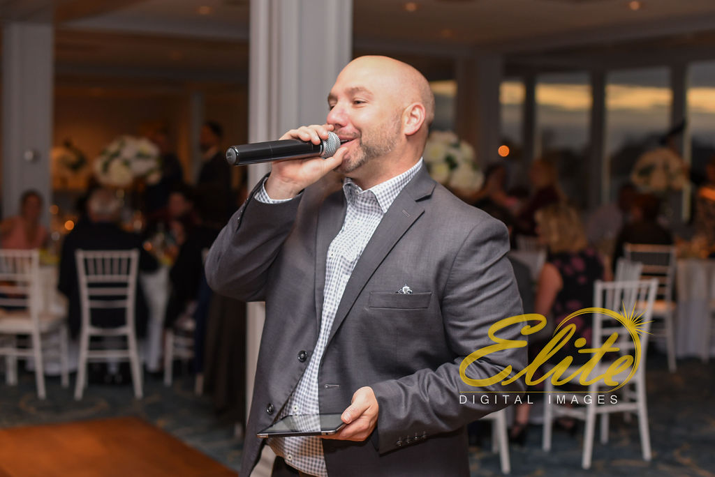 Elite Entertainment_ NJ Wedding_ Elite Digital Images_Channel Club _ Kim and Jimmy (1) Dominic Sestito