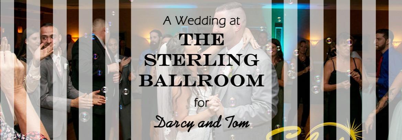 Atlantis Ballroom, Toms River Wedding for Amanda and John