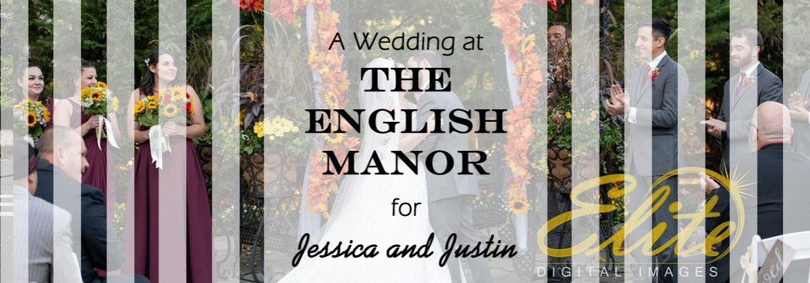 English Manor Wedding for Jessica and Justin