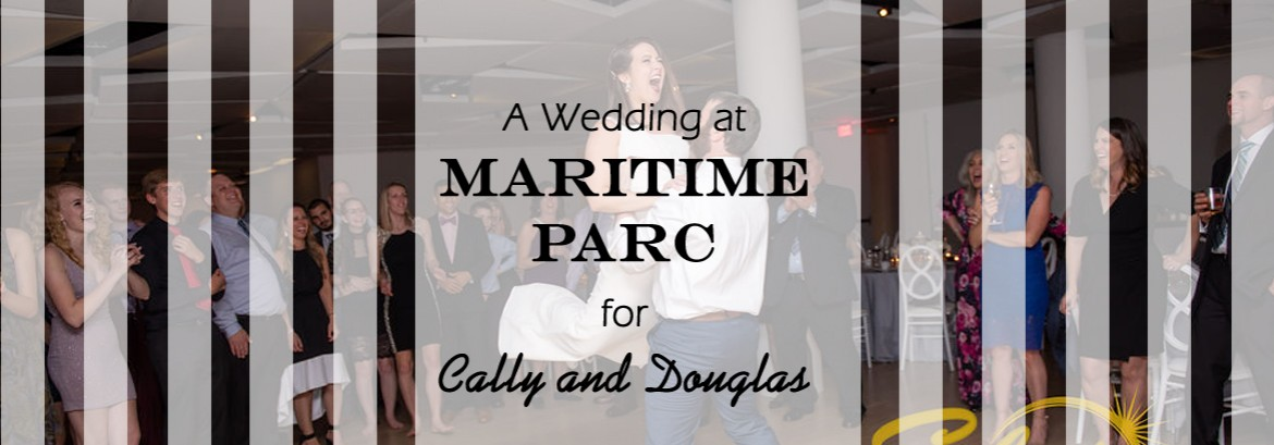 Maritime Parc Wedding for Cally and Douglas