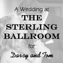 Sterling Ballroom – Double Tree Wedding for Darcy and Tom