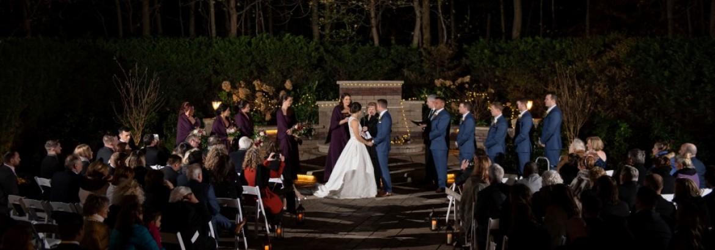 English Manor Wedding for Kelly & Adam