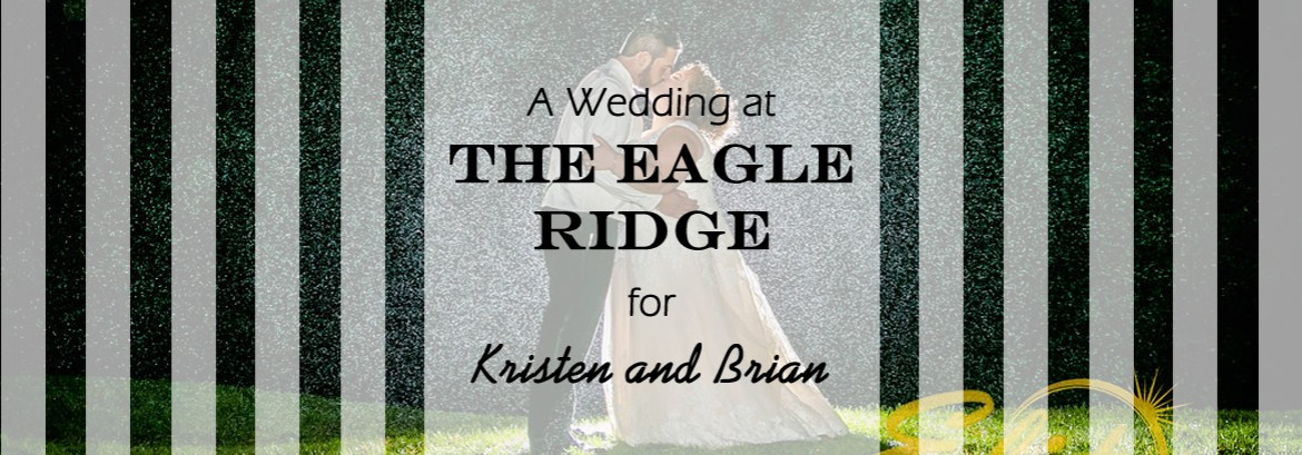 Eagle Ridge Country Club Wedding for Kristen and Brian