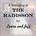 Crystal Ballroom at the Radisson of Freehold Wedding for Laura and Jeff