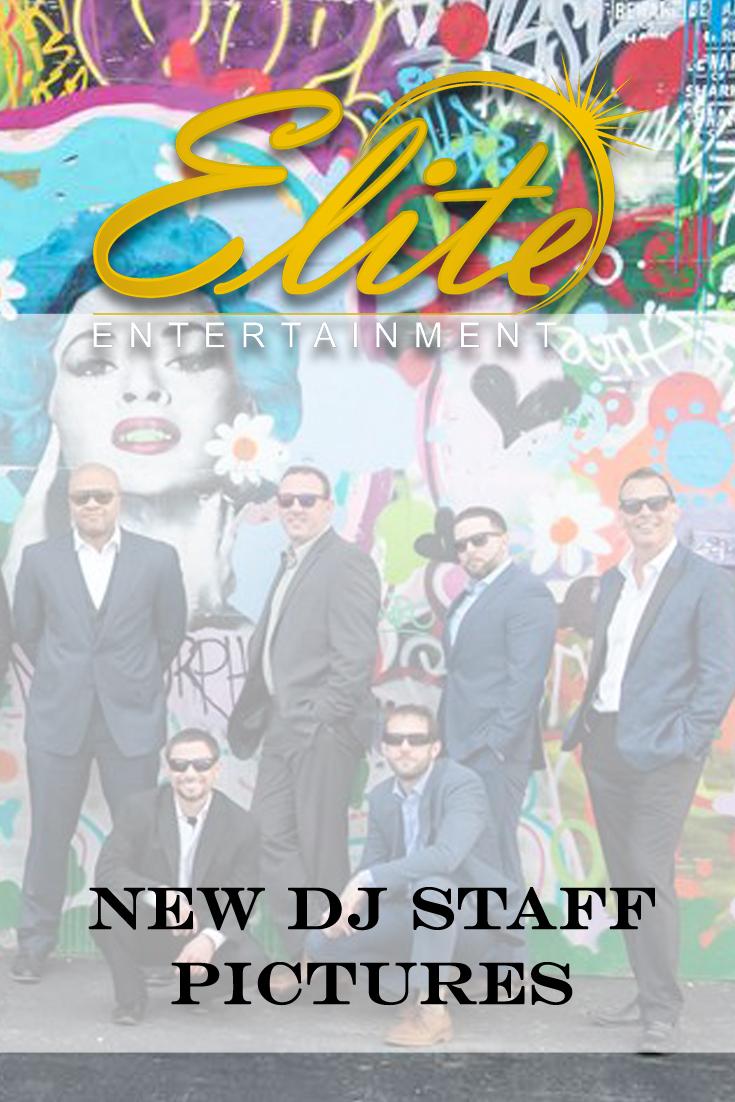 pin - Elite Entertainment - New DJ Staff Pictures 2019