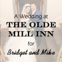 Old Mill Inn in Basking Ridge Wedding for Bridget and Mike