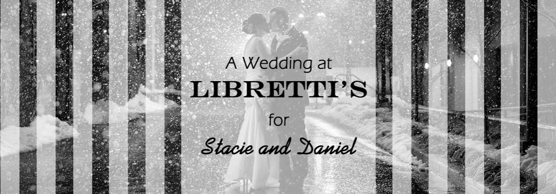 Libretti's in West Orange Wedding for Stacie and Daniel