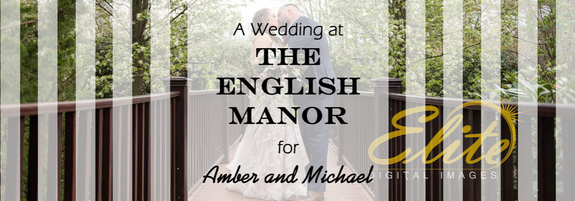 English Manor Wedding for Amber and Michael