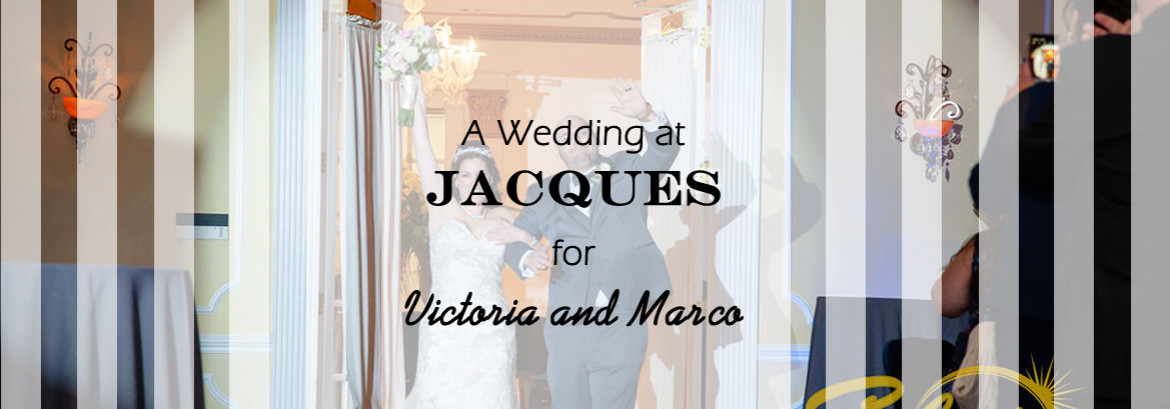 Jacques Wedding for Victoria and Marco