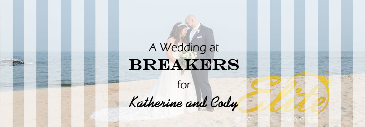 Breakers in Spring Lake Wedding for Katherine and Cody